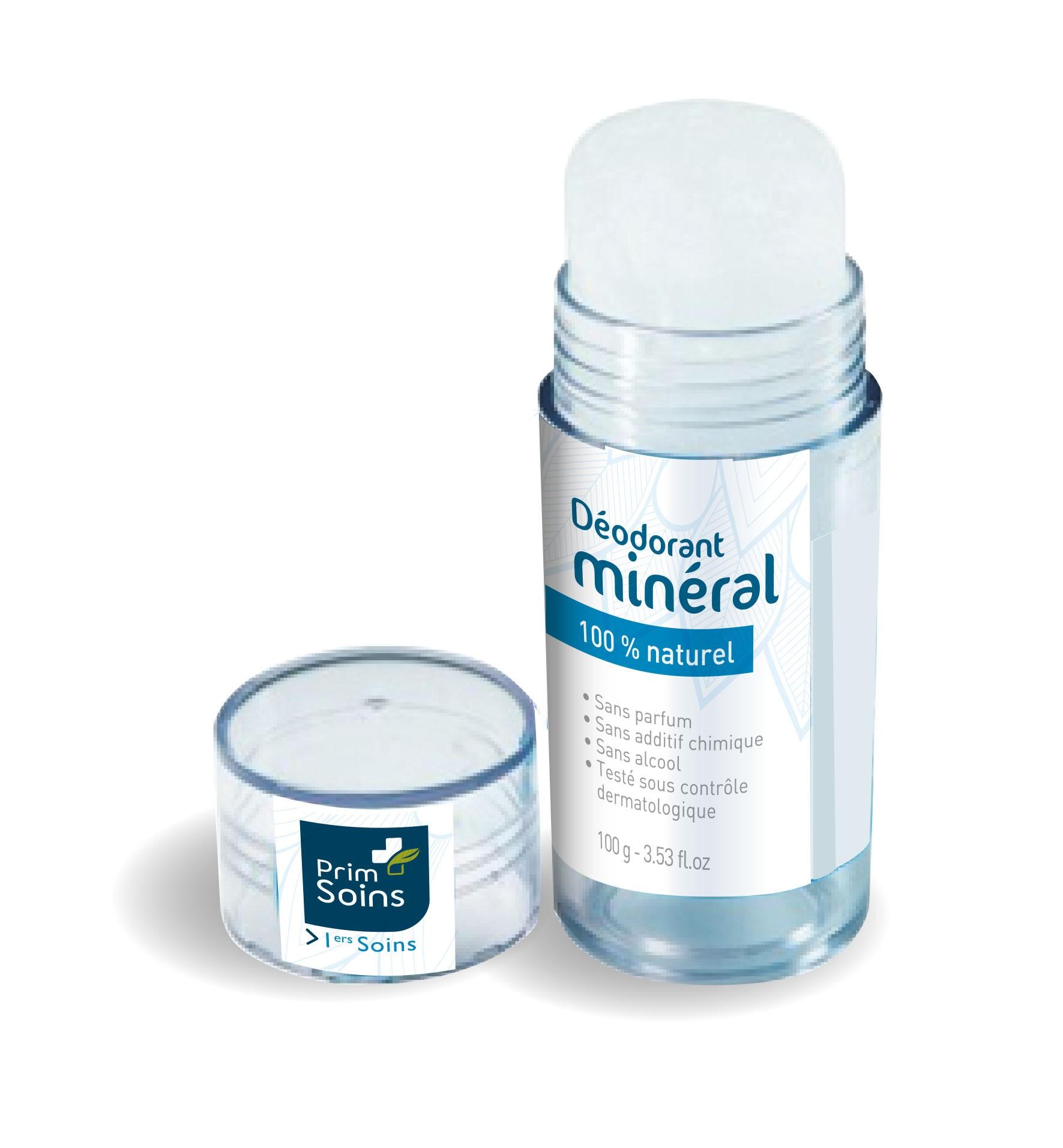 Déodorant Alun 100% naturel - 100gr