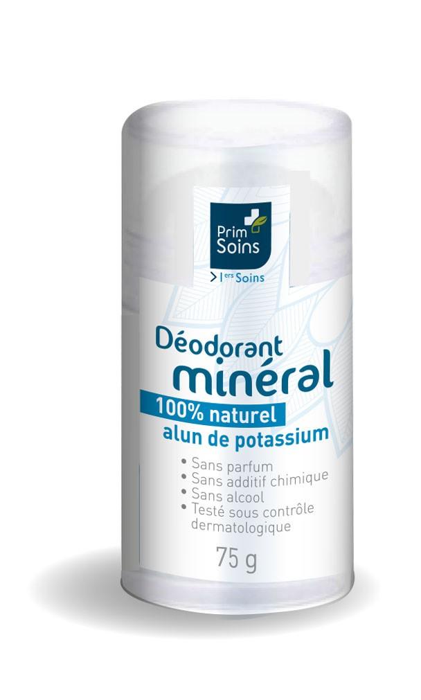 Déodorant Alun 100% naturel - 70gr