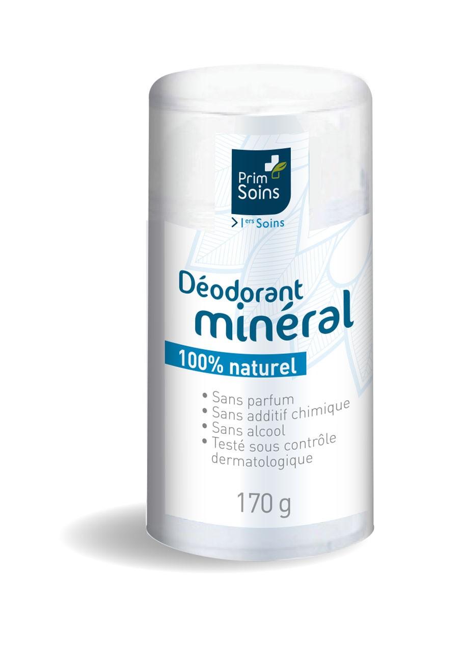 Déodorant Alun 100% naturel - 170gr