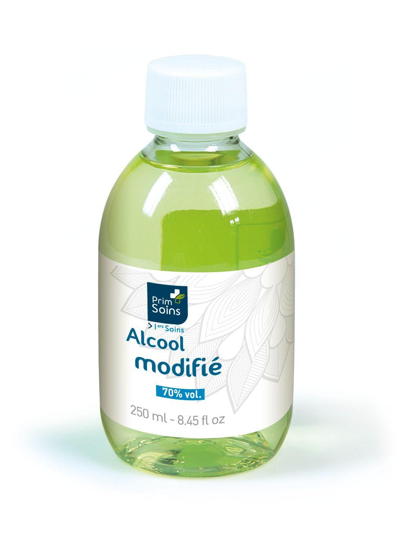 Alcool modifié 70%