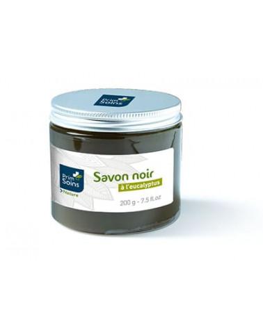 Savon noir - Prim'Nature à l'eucalyptus 200g