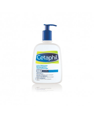 CETAPHIL LOTION Flacon flacon 200 ml et pompe 460 ml