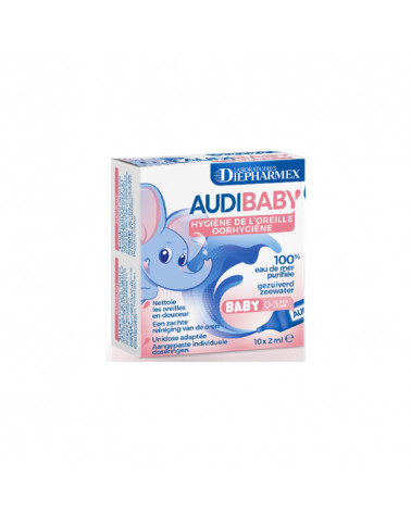 AUDIBABY SOL unidose 2 ml
