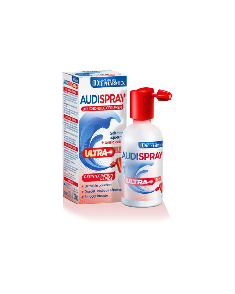 Spray antibactérien